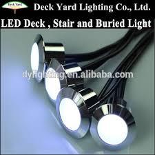 12 volts led é lumière led escalier lumière intérieur carré