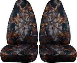 100 Neoprene Truck Seat Covers Camo For Chevy S Khosh