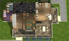 27 stunning the sims 3 house floor plans building plans online