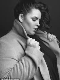 MiLK Model Management Recently Announced They Had Signed Holliday To Their Plus Size Arm