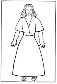 Free Bible Coloring Pages Queen Esther Veggie Tales