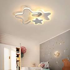kinderzimmerle led dimmbar deckenleuchte kinder mädchen junge schlafzimmer deko decke le modern 3 design acryl schirm deckenle für