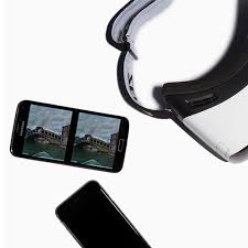 VR ONE iPhone 6S 6 Virtual Reality Headset