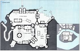 Highclere Castle First Floor Plan by Let U0027s Read Dmgr2 The Castle Guide Page 6
