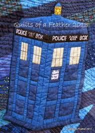 Quilts of a Feather The Doctor s Starry Night Quilt