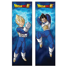 Majin Lamp Super Mystery Dungeon by Dragon Ball Super Vegeta Body Pillow Great Eastern Entertainment