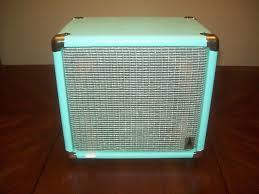 Best 1x10 Guitar Cabinet by Earcandy Open Back 1x10 Guitar Amp Speaker Cab Vintage Surf Reverb