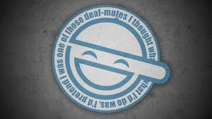 Illustration Anime Logo Blue Sign Circle Ghost In The Shell Brand Label Fictional Laughing Man