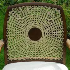 Recaning A Chair Back by Cane Chair U0026 Seat Repair