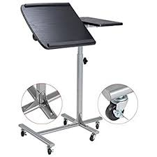 Amazon Portable Laptop Desk Black Sofa Bedside Table 5