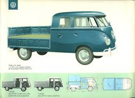 The Original VW Double Cab#Repin By:Pinterest++ For IPad# | VW ...
