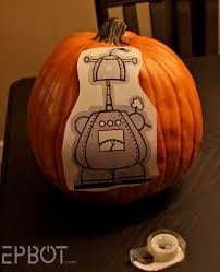 South Park Pumpkin Stencil by Epbot Prepare To Be Dazzled