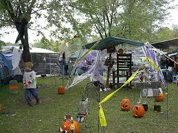 Campsite Decor Idea An Guide To Spooky Fun At Your Camping Theme Decorations For Classroom
