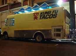 Kung Fu Tacos, San Francisco, CA – Food Truck | Food Trucks Of The ... 3 New Austin Food Trucks Veggie Pizzas Vegan Tacos And Meaty Bc Truck Eat Palm Beach Everything That Matters Taco Fort Collins Roaming Hunger Korean Bbq Taco Food Truck Parked In Chelsea Neighborhood Serving Top Ten On Maui Tacotrucksonevycorner Time Baja Is Bostons Newest Eater Boston Crunk Memphis El Mero More Regulation Worries La Dc We Ate At 27 Taquerias East Portland Gresham These Are The Popular Homewood Owners Open A New Mexican Wagon The Best Melbourne Concrete Playground A Guide To Southwest Detroits Dschool Nofrills Trucks