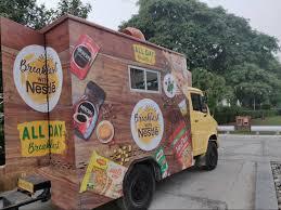 100 Healthy Food Truck Breakfast On Wheels Nestle India Gears Up For Healthy Breakfast