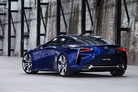 Awesome Lexus LF LC Concept To Be e Reality