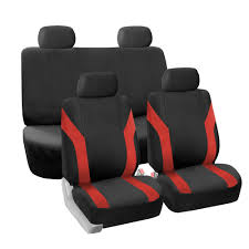 BESTFH: Red Black Car Seat Covers 4 Headrests For Sedan SUV Truck ... Best Quality Custom Fit Car Seat Covers Saddleman Pic Auto Polyester Universal Fit Most Cars Auto Mossy Oak Camo Washington Natialswashingnauto Suv Whosale New Arrival Top Pu Leather Sandwich Full Set Five 47 In X 23 1 Pu Front Truck Phantom Rear Cover Masque Coverking For The Cummins Youtube Caltrend Tough Camouflage Bestfh Red Black 4 Headrests For Sedan Diamond Chartt And Protectors
