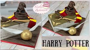 harry potter motivtorte i meist gewünschteste torte i fondant torte nicoles zuckerwerk