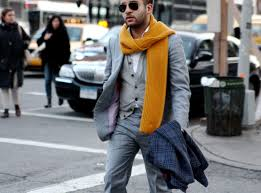 choosing the perfect scarf the gentlemanual a handbook for