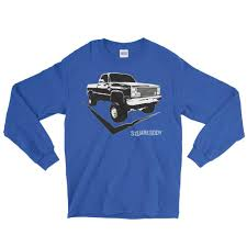 Square Body 80's Chevy Truck Long Sleeve T-Shirt | Aggressive Thread ... Hossrodscom Chevy Silverado T Shirt Strong Hot Rod Vintage Truck Tshirt Size L Short Sleeve Tshirts For Kids Pixels 5559 Front Grill Killfab Clothing Co 1942 1944 1945 1946 Stovebolts Coe 5xl Ebay Trucks Mans Best Friends Tshirt Gb4093x Free Shipping On Finest Hoodie Id64 Advancedmasgebysara Cartel Ink This Is How I Roll Old Black Shirts Australia Labzada My Pickup Lines Work Every Time 57 M Mens