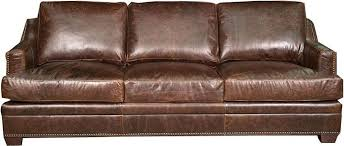 Rustic Furniture Leather Sofa