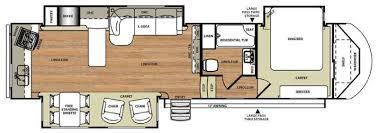 Wildwood Fifth Wheel Floor Plans Colors New 2016 Forest River Rv Wildwood Heritage Glen 346rk Fifth Wheel