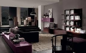 Brown Leather Sofa Decorating Living Room Ideas by Brown Leather Sofa Decorating Ideas Gray Cotton Fiber Area Rug