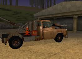 100 Gta Tow Truck The GTA Place 1954 Dodge Truck