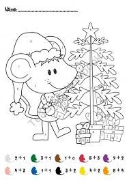 FREE Christmas Addition Math Activity Product From TheConstantKindergartener On