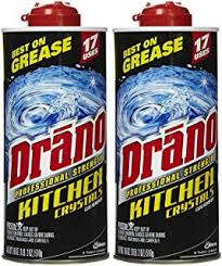 Drano Kitchen Sink Standing Water by Amazon Com Drano Professional Strength Kitchen Crystals Clog