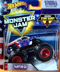 Hot Wheels 2018 Monster Jam Stars & Stripes Collection 2/5 MAX-D ... Maxd Red New Look For Monster Jam 2016 Youtube Rc Grave Digger Bright Industrial Co Axial 110 Smt10 Maxd Truck 4wd Rtr Towerhobbiescom Axi90057 2015 Mcdonalds Toy 1 Complete Set Of 8 Max D Toys Buy Online From Fishpondcomau Hot Wheels Maxium Destruction 164 With Best Offroad 4x4 124 Mattel Juguetes Puppen Team Firestorm Trucks Wiki Fandom Powered By Julians Blog 2017 Mini Mystery