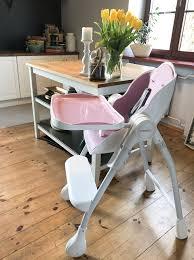 Cocoon Delicious - Rose Meringue   Oribel Cocoon High Chair   Chair ...