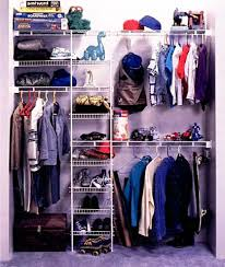 get your closets organized with wire shelving options by