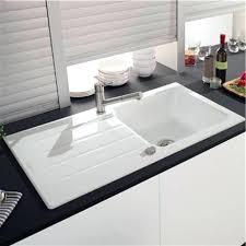 evier de cuisine en stunning evier de cuisine ceramique blanc gallery design trends