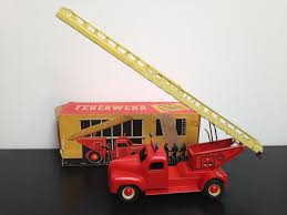 VEB Tin Toy Fire Truck Germany 1950 – Vintage Man Stuff Fire Truck E3024 Hape Toys Toy Lights Sound Ladder Hose Electric Brigade Stock Photo Image Of Safety Department 3008322 Gigantic American Plastic Fast Lane Light And Engine R Us Australia Cooper Wvol With Stunning 3d And Sirens Amazoncom State 14 Rush Rescue Police Hook Green Pottery Barn Kids Power Dept Childrens Friction For Ready Brio Toddler Vehicle Set Educational Alex Jr Busy Alexbrandscom 9 Fantastic Trucks Junior Firefighters Flaming Fun
