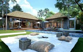 100 Modern Balinese Design 3 Bedroom Villas Laguna 5019 Digital Villas