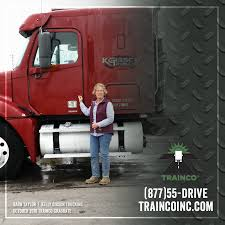 Success Stories - Trainco Inc Trucking Schools Offering Cdl Traing In Ct All Welcome To United States Truck Driving School Suburban Team We Deliver Gp Gilmore California Lemay Marymount Offer Model T Driving Classes My Tmc Transport Orientation And Page 1 Ckingtruth Forum Cdl In Michigan Equipment Post 08 09 Commercial And Diabetes Can You Become Driver Killed 5 Injured I94 Crash Volving School Bus Suv Robots Could Replace 17 Million American Truckers The Next Contact Hds Institute Tucson Az Getting Up Speed On A New Career Detroit Employment Solutions