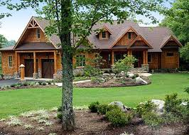 Rustic On Pinterest Lovely House Plans For Mountain Style Homes 12 Plan 15793GE Stunning Ranch Home