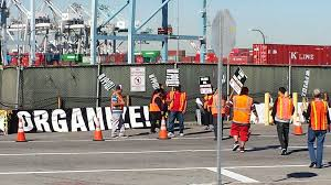 100 Truck Strike Ers End Strike At California Ports Longterm Relief Unclear