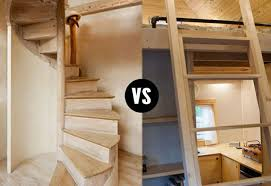 Tiny House Stairs Vs Ladders