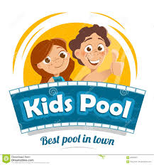 Aqua Water Park Or Swimming Pool Logo Design