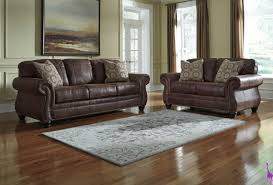 Ashley Larkinhurst Sofa And Loveseat by Espresso Finish Breville Set Ashley 800