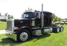 100 Peterbilt Semi Trucks For Sale 1994 379 Semi Truck Item K1837 SOLD September