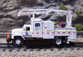 Operating N Scale MOW Truck (Finished) | TrainBoard.com - The ...