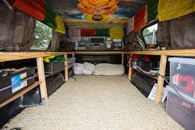 Truck Camper Living - Google Search | Camping Bedding | Pinterest ...