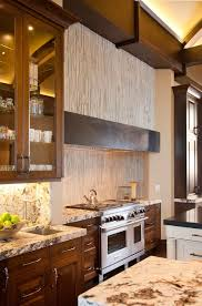 Espresso Kitchen Cabinets Traditional With Ceiling Lighting Black China And Hutches