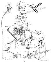 Craftsman Lt1000 Drive Belt Size by Rally Mower Belts Page 2