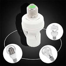 top 7 best motion sensor light bulbs sockets 2017 compared