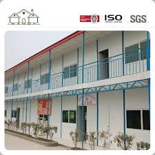 100 Warehouse Homes China Steel Structure Building MultiStorey