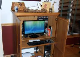 Desk: Ergonomic Hidden Computer Desk Furniture Desk Furniture ... Fniture Charming The Only Thing I Really Had To Do Was Add A Have To Have It Home Styles Homestead Compact Computer Armoire Desks Amish Wood Petite Built Desk With Modesto Secretary Surrey Street Rustic And Tv Steveb Interior How Build A Exterior Homie Ideal Office Design Walmart Armoires Graceful For Modern All Ideas Decor Cherry Lori Greiner Spning Jewelry Sewing Table Ikea